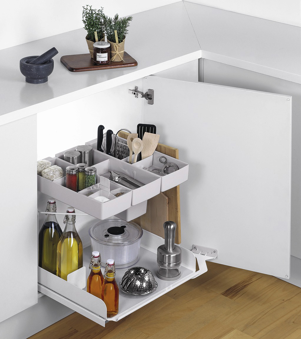 Peka | Serie Libell Kitchen Tower Blanco
