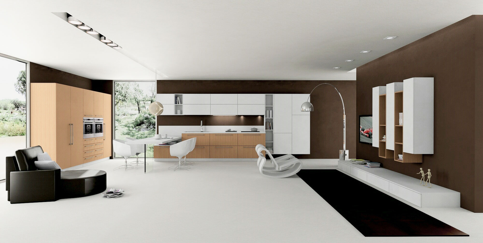 F19001 | Roble natural ref31 y white ref30
